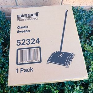 Bissell 52324 Push Professional Sweeper